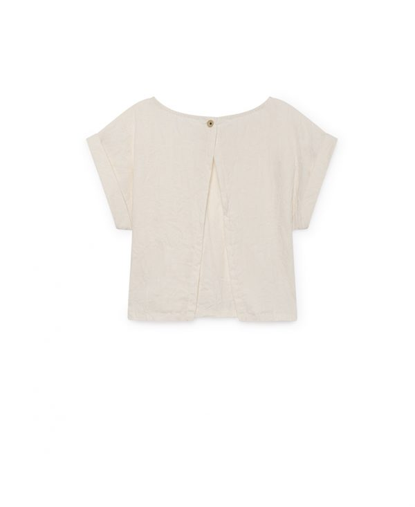 Washi Top back off-white
