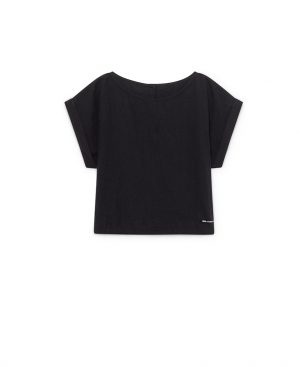 Washi Top front black