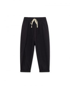 Washi pants black Woman