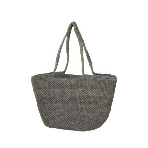 Shopping basket grey