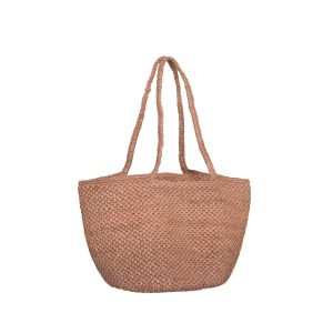 Shopping basket pink